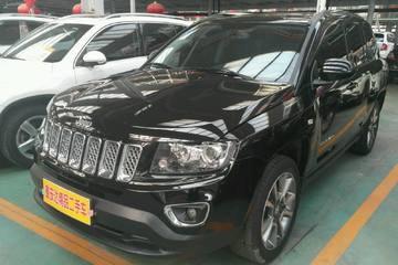 Jeep 指南者 2014款 2.4 自动 豪华版四驱