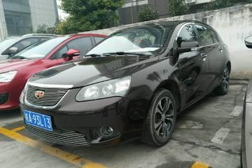 吉利汽车 EC7经典两厢 2013款 1.5 手动 精英型