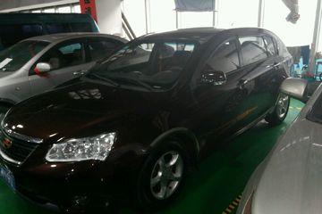 吉利汽车 EC7经典两厢 2012款 1.5 手动 豪华型