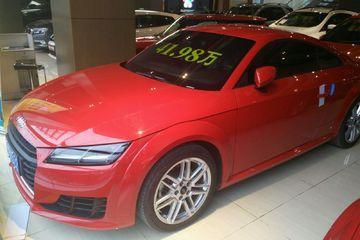 奥迪 TT 2015款 2.0T 自动 Coupe 45TFSI