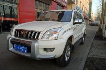 丰田 普拉多 2006款 4.0 自动 VX导航版四驱