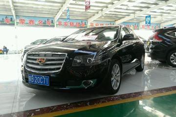 吉利汽车 EC8 2013款 2.0 自动 精英型