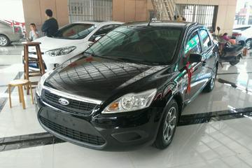 福特 福克斯三厢 2012款 1.8 自动 经典基本型