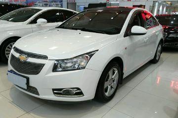 雪佛兰 科鲁兹三厢 2012款 1.6 自动 SE