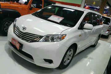 丰田 塞纳 2011款 3.5 自动 四驱