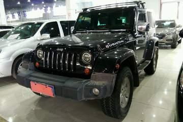 Jeep 牧马人 2008款 3.8 自动 Sahara两门