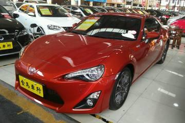 丰田 86 2013款 2.0 自动 豪华版