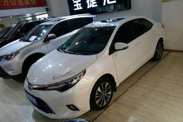 丰田 雷凌 2014款 1.8 自动 GS精英版