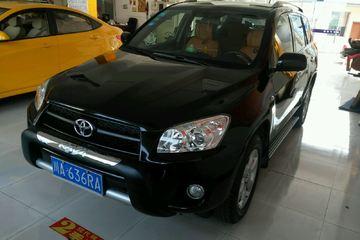 丰田 RAV4 2011款 2.0 手动 经典型前驱