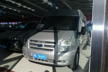 福特 全顺新世代 2013款 2.4T 手动 柴油普通型加长轴高顶 柴油 国IV