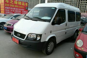 福特 全顺经典 2002款 2.8T 手动 普通型中顶5-8座 柴油