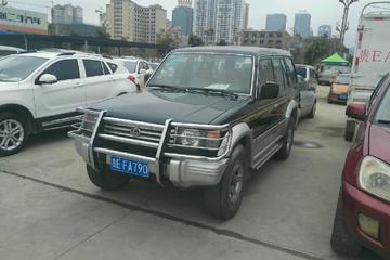 猎豹汽车 黑金刚 2008款 2.4 手动 经典型后驱