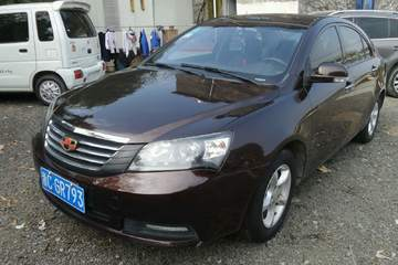 吉利汽车 EC7经典三厢 2013款 1.5 手动 进取型