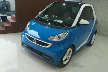 smart ForTwo 2013款 1.0 自动 MHD硬顶城市游侠特别限量版