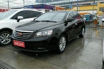 吉利汽车 EC7经典三厢 2013款 1.5 手动 精英型