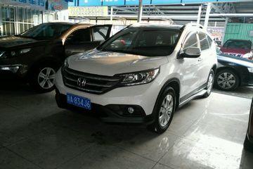 本田 CR-V 2013款 2.4 自动 VTi豪华型四驱