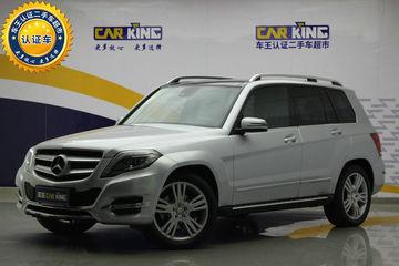 奔驰 GLK级 2013款 3.0 自动 GLK300时尚型四驱