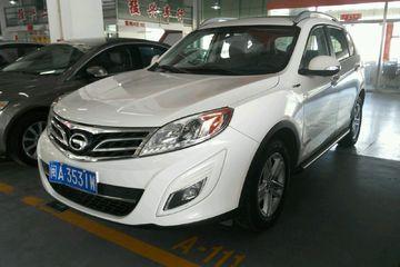广汽传祺 传祺GS5 2013款 1.8T 自动 豪华版四驱