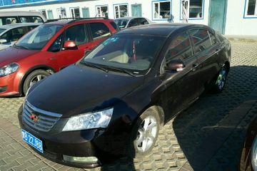 吉利汽车 EC7经典三厢 2010款 1.8 手动 标准型
