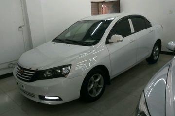 吉利汽车 帝豪三厢 2012款 1.5 手动 超悦惠民型