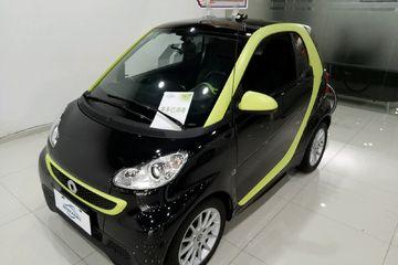 smart ForTwo 2012款 1.0 自动 硬顶舒适版