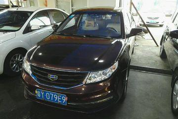 吉利汽车 全球鹰GC7 2013款 1.5 手动 尊贵型