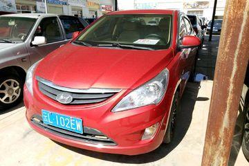 现代 瑞纳三厢 2010款 1.4 手动 GL标准型
