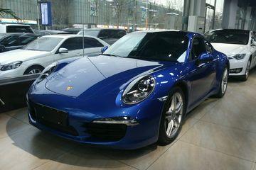 保时捷 911 2015款 3.4 自动 Carrera Style Edition