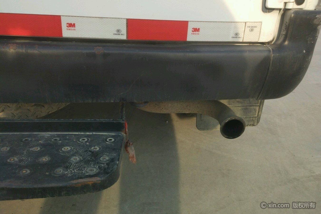 福特全顺排气管