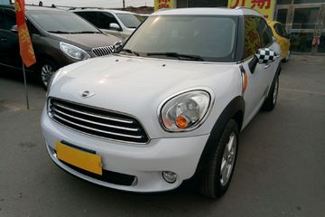 MINI COUNTRYMAN 2014款 1.6 自动 ONE