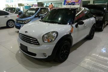 MINI COUNTRYMAN 2014款 1.6 自动 COOPER Fun