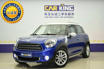 MINI COUNTRYMAN 2014款 1.6T 自动 COOPER Excitement四驱价格