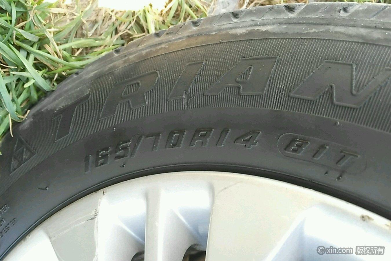 铃木价格左前轮胎雨燕金丝猴尺寸话梅糖黑糖图片