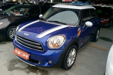 MINI COUNTRYMAN 2014款 1.6T 自动 COOPER Fun四驱价格