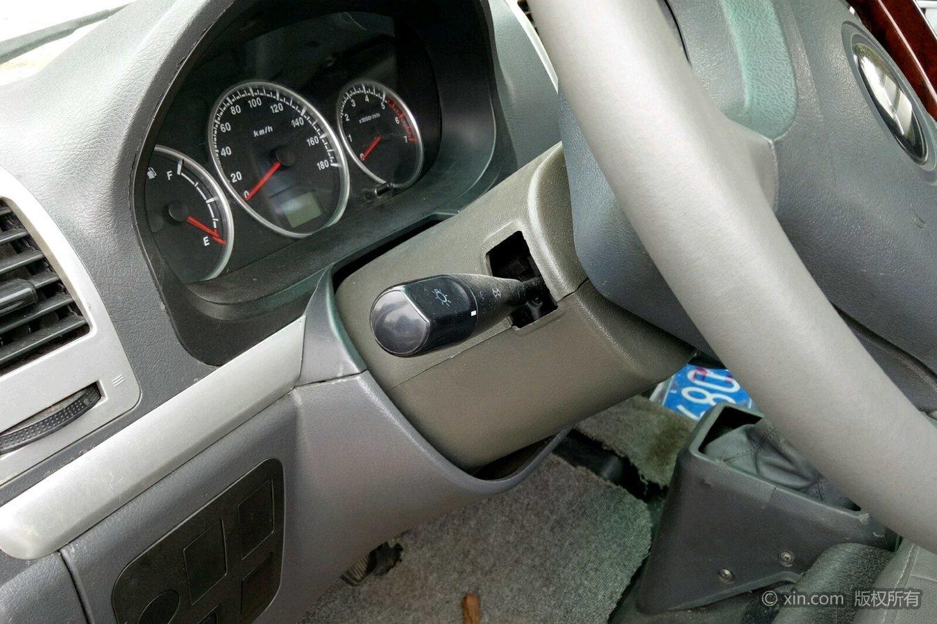福田 风景爱尔法 2009款 2.5t 手动 快运 柴油全价3.80万