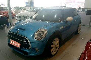 MINI MINI 2014款 2.0T 自动 COOPER S Excitement价格