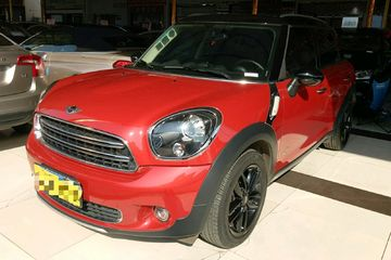MINI COUNTRYMAN 2016款 1.6T 自动 COOPER Fun装控套四驱