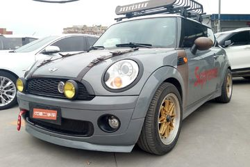 MINI MINI 2007款 1.6 自动 COOPER Excitement价格