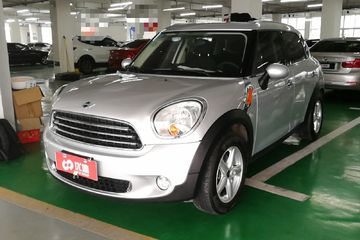 MINI COUNTRYMAN 2014款 1.6 自动 ONE价格