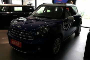 MINI COUNTRYMAN 2016款 1.6T 自动 COOPER Fun装控套四驱价格