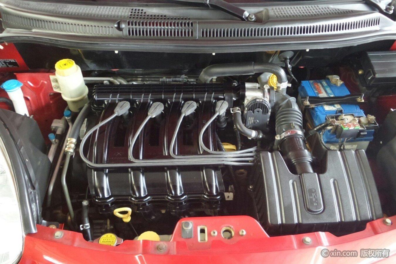 瑞麒M5发动机