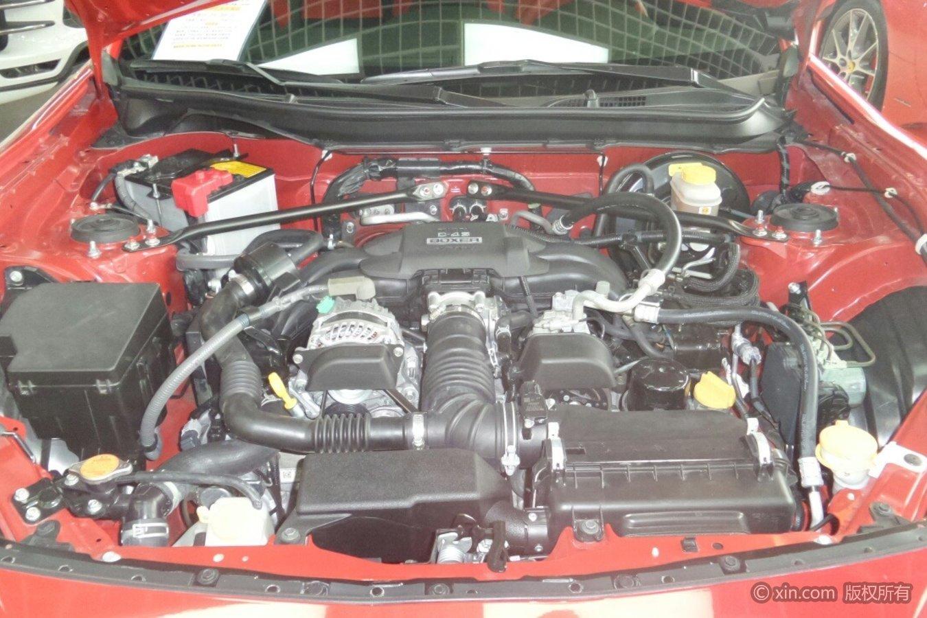 丰田86发动机