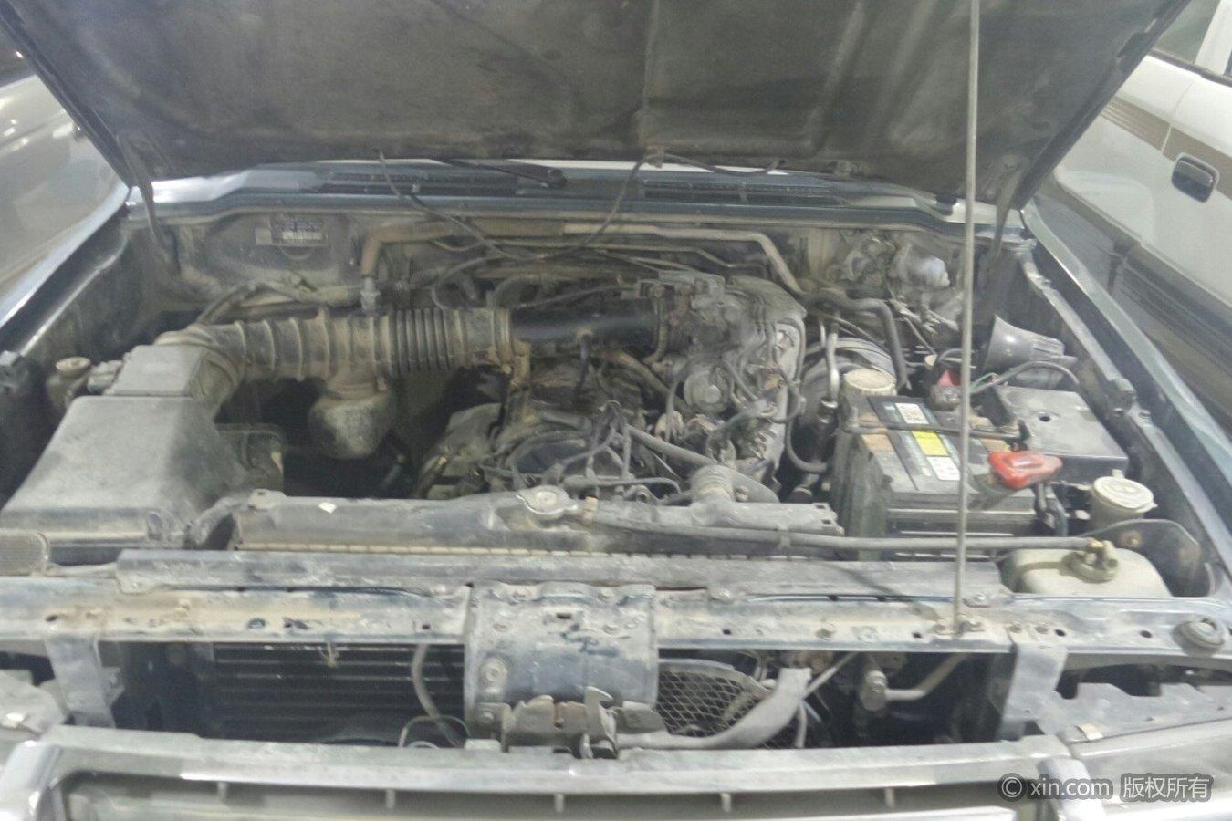 猎豹汽车黑金刚发动机