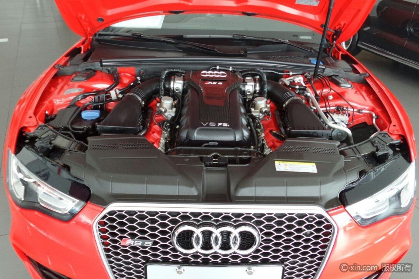 奥迪RS5(进口)发动机