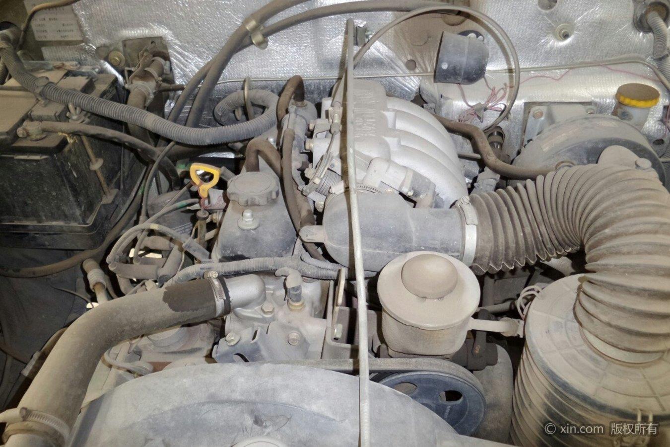 北汽制造212发动机