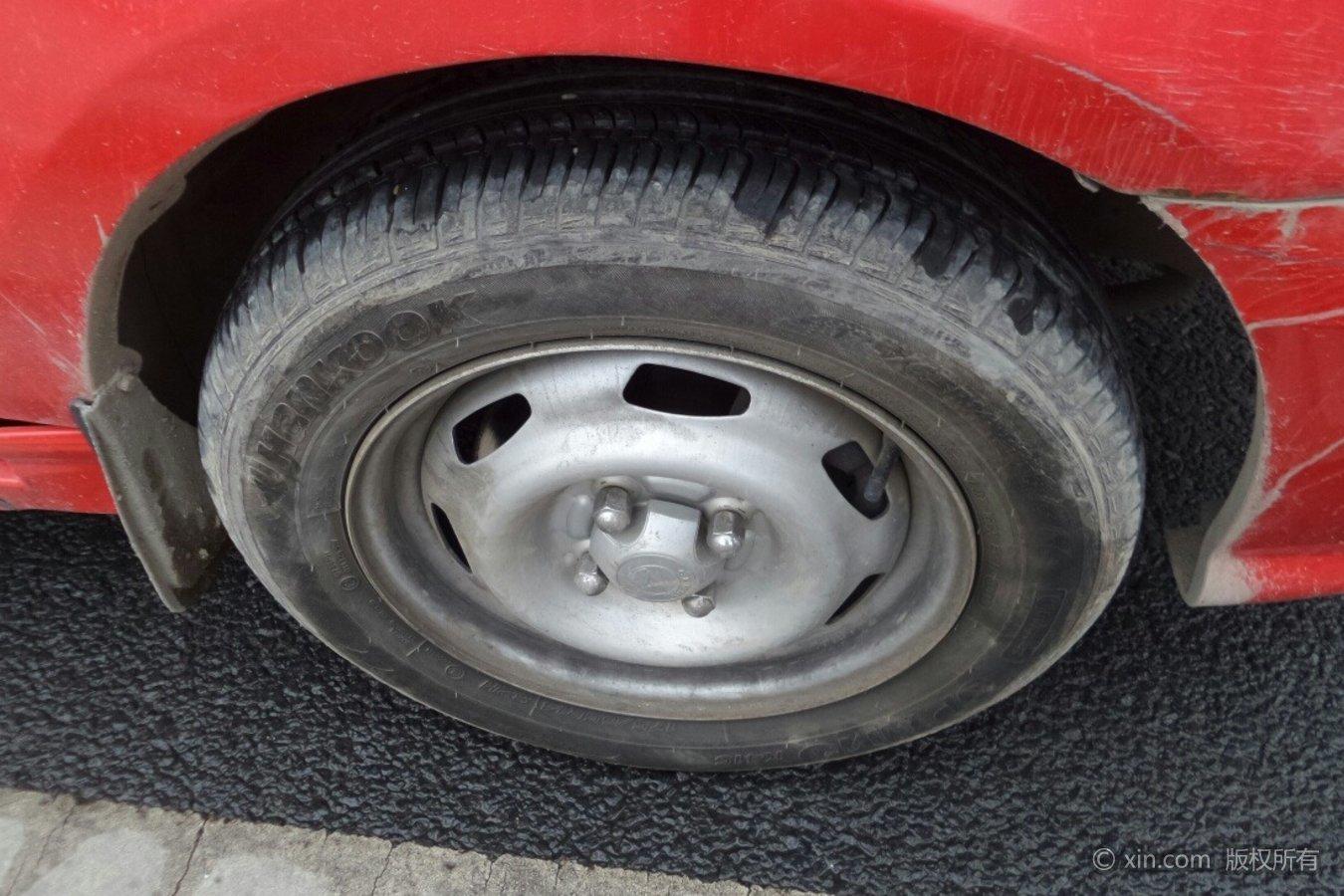 吉利汽车自由舰轮毂