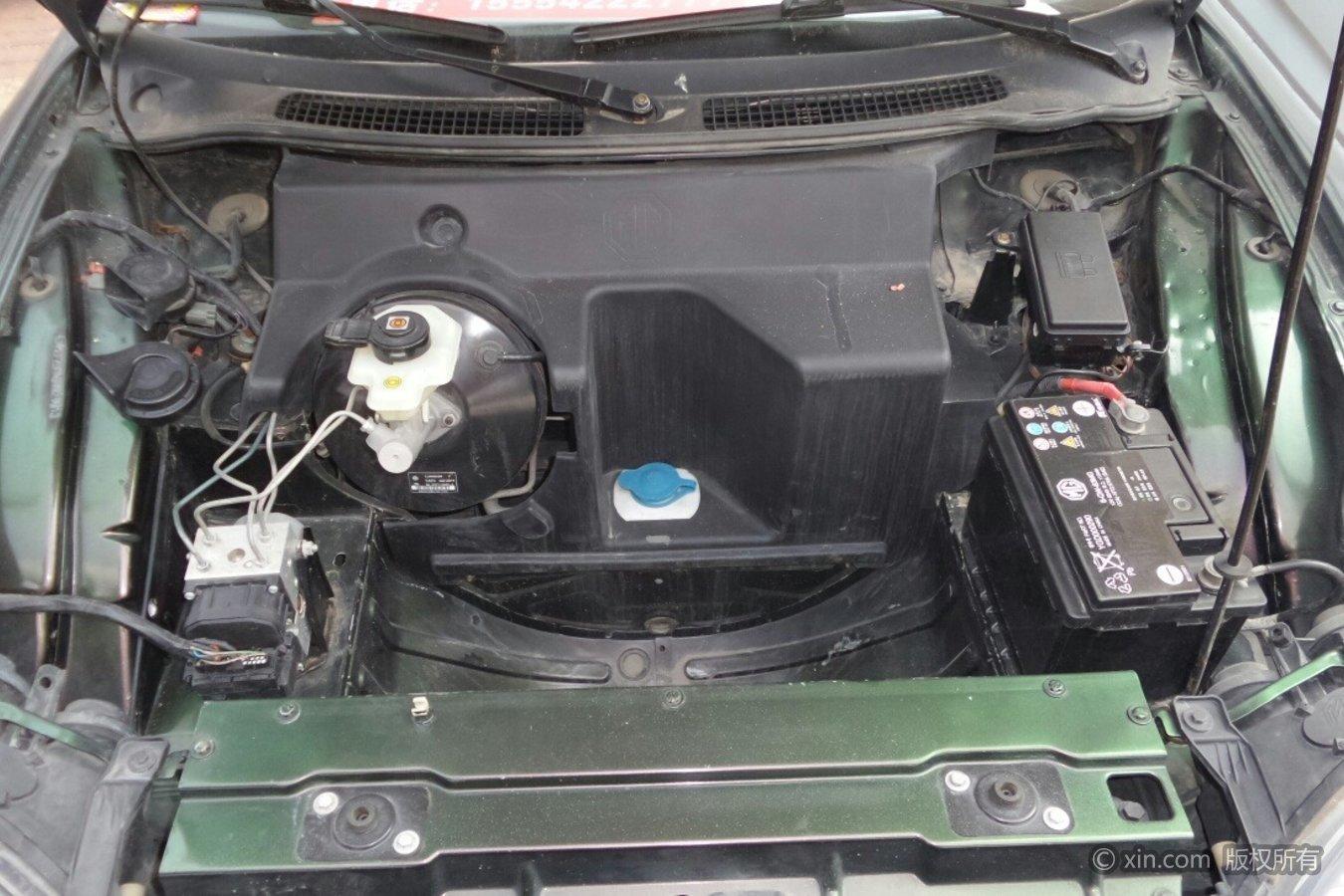 MGMG TF发动机