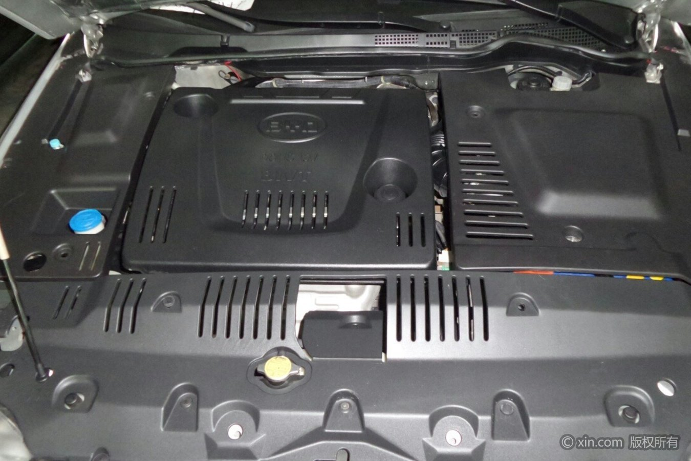 比亚迪F6发动机