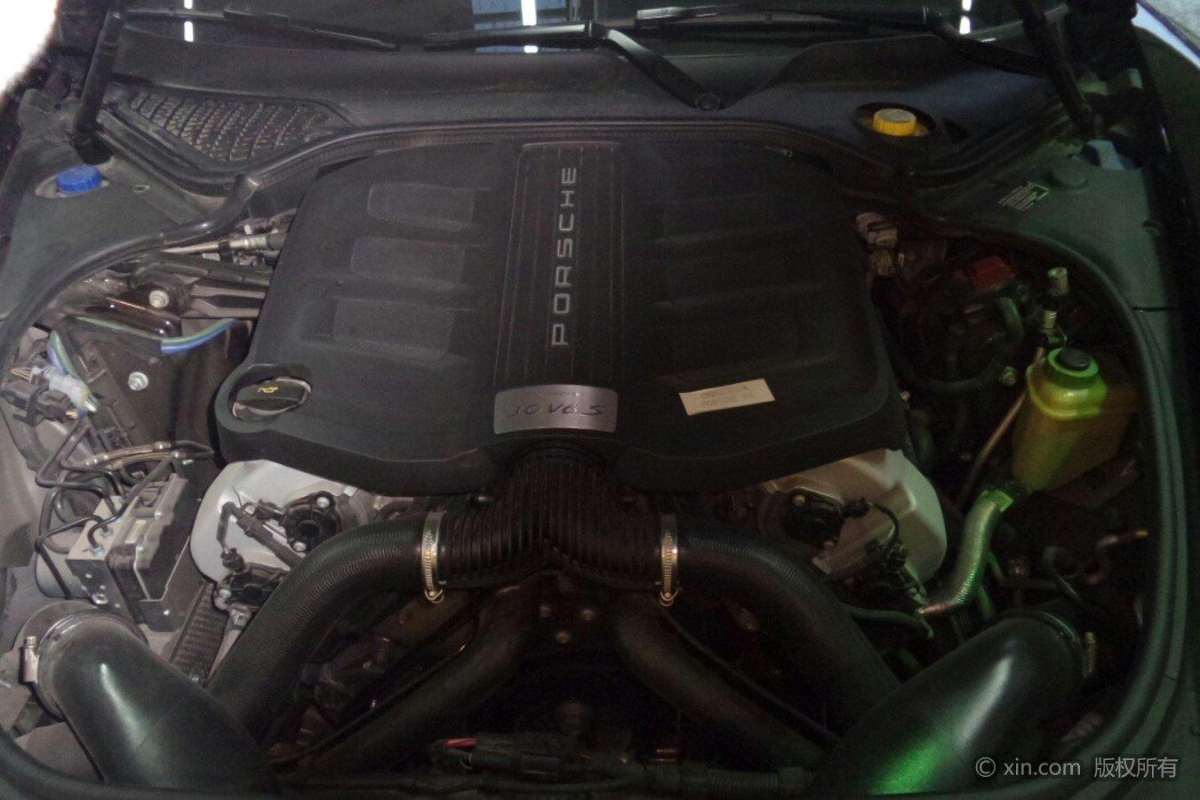 保时捷Panamera发动机