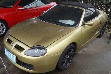 名爵 MG TF 2002款 1.8L 手动